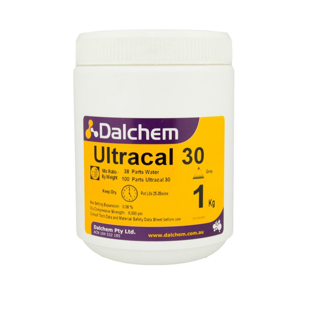 Ultracal 30 Gypsum Cement Gypsum Plaster Dalchem