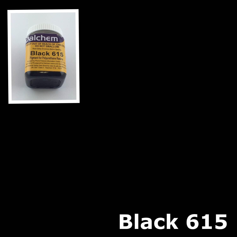 Polyurethane Pigment BLACK 50g