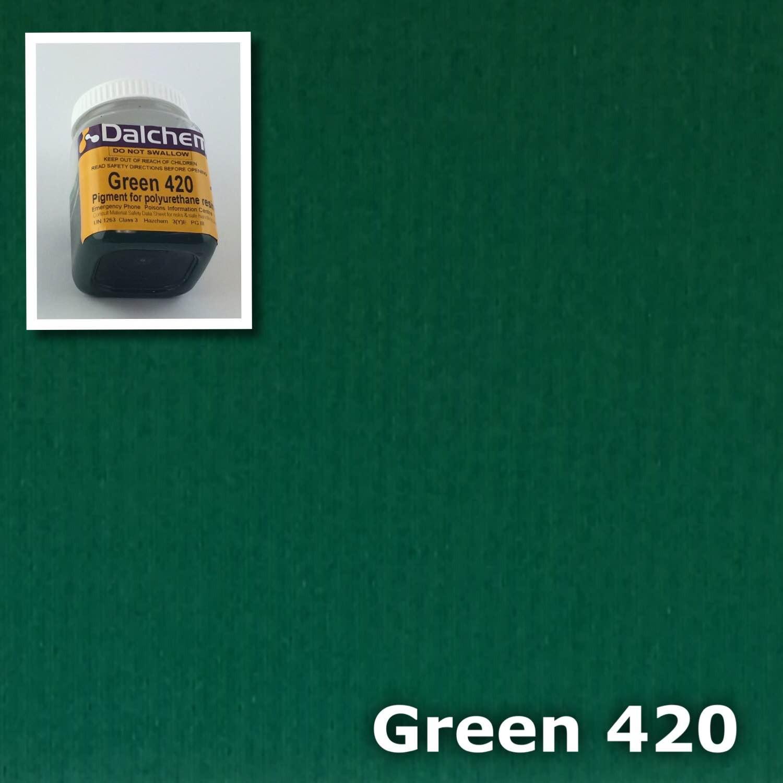 Polyurethane Pigment GREEN 420 100g