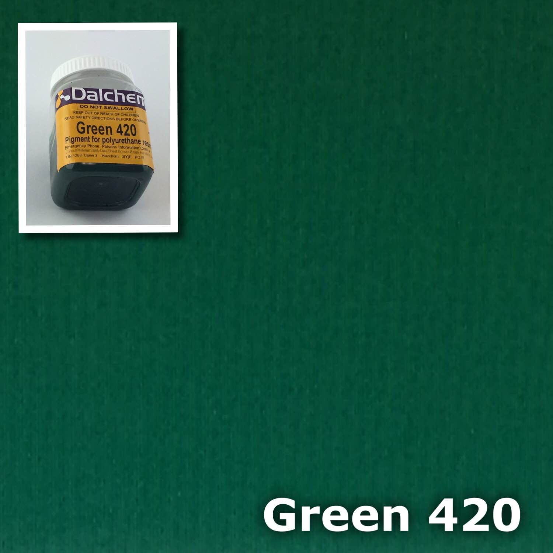 Polyurethane Pigment GREEN420 50g