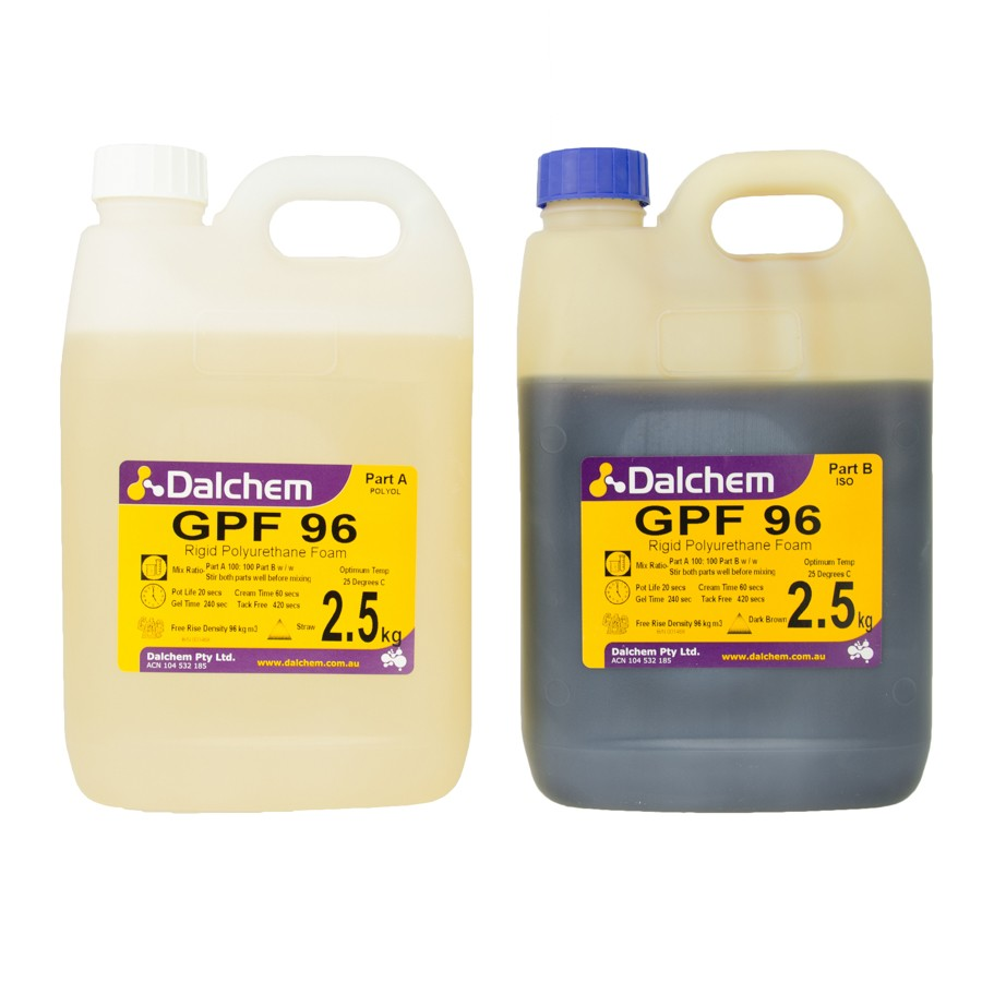 GPF96 HIgh Density Rigid Foam Kit