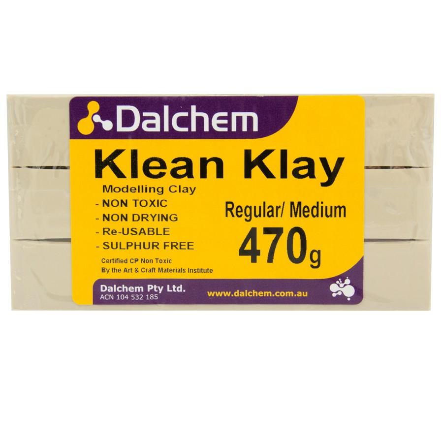 Klean Klay Modelling Clay 470g