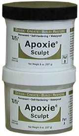 Aves Apoxie Sculpt White