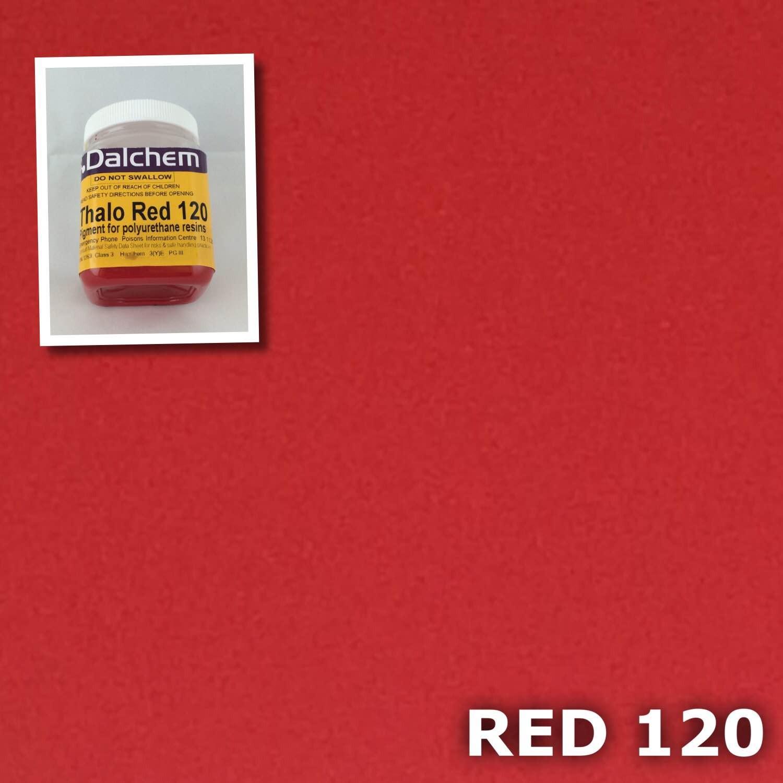 Polyurethane Pigment RED120 50g