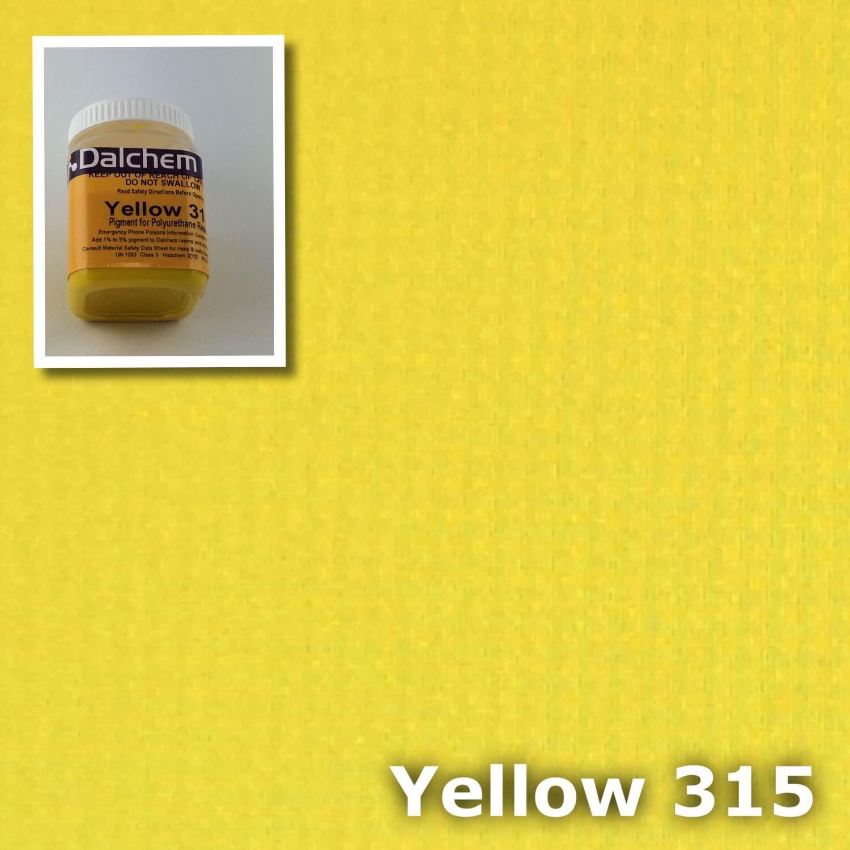 Polyurethane Pigment YELLOW 100g
