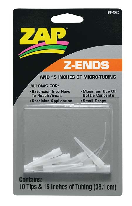 Z Ends & Tubing