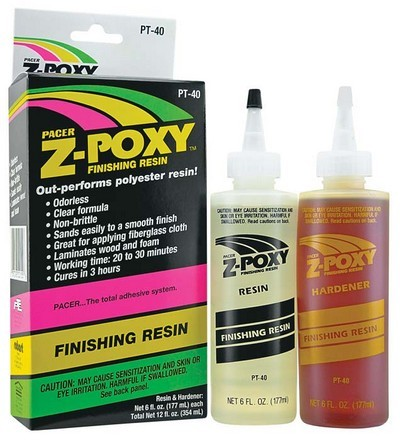 Z-poxy Finishing Resin 12oz