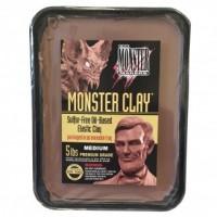 Monster Clay MEDIUM 5lb