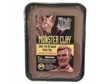 Monster Clay MEDIUM 5lb