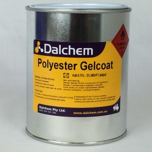 Gelcoat Neutral 1 kg