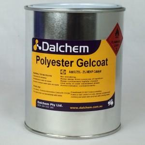 Gelcoat Black 1 kg