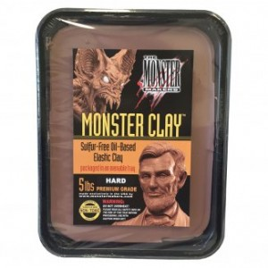 Monster Clay HARD 5lb