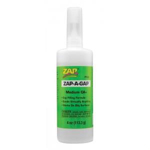 Zap-A-Gap 4oz (Green)  Super Glue