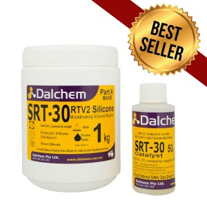 Dalchem SRT30 Mouldmaking Silicone Rubber